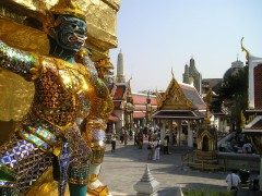 Bangkok Tour Package Half Day City Tour from PHP2500 from Shore 2 Shore Travel Services