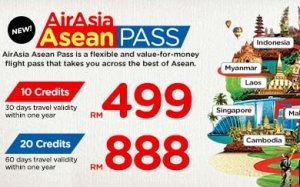 AirAsia Asean Pass! The Best Way to See ASEAN