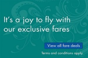 Malaysia Promo: Book exclusive airfares from MYR 488*