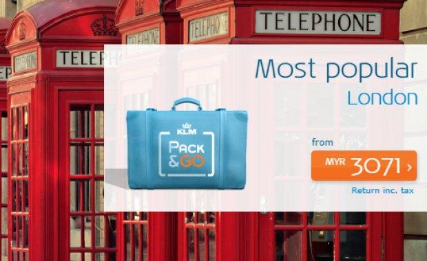 Most Popular - London, Madrid & More