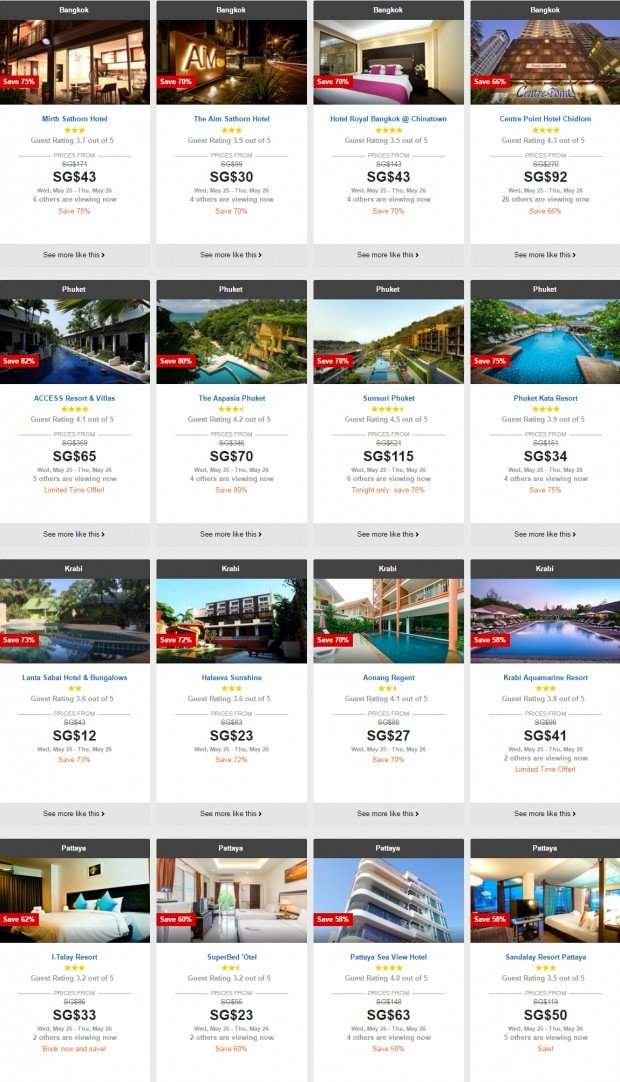 Hot Hotel Sale: 70% + 8% Off Best Hotel Rates with AirAsiaGo 2
