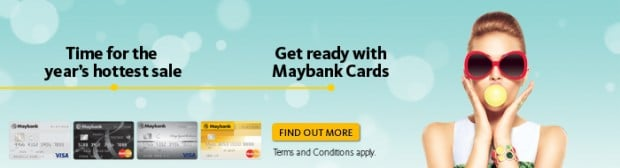 Enjoy up to 10% Savings with Zuji and Maybank
