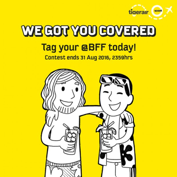 WIN Flights for 2 to India with Scoot