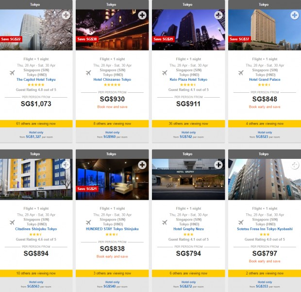 Up to 30% Off Flight and Hotel Package with Expedia and Maybank 2
