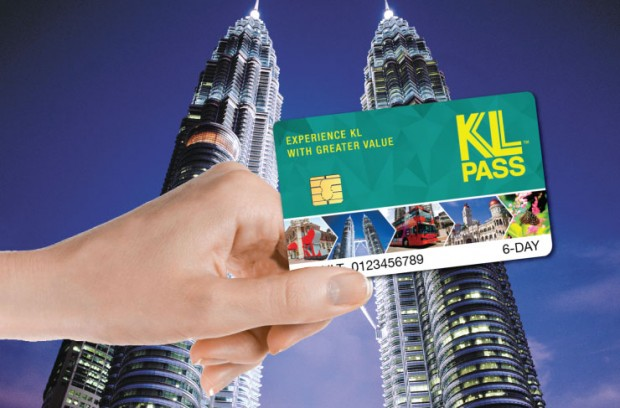 Single Entry Access to Aquaria KLCC with KL Pass
