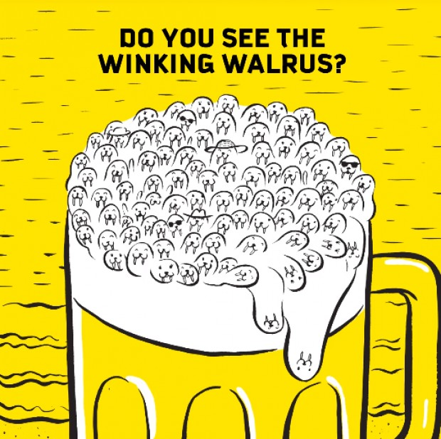 Dalian Spot The Walrus to WIN Scoot Travel Voucher
