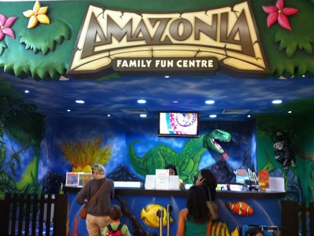 10% off Admission Fees for Toddlers and Children in Amazonia