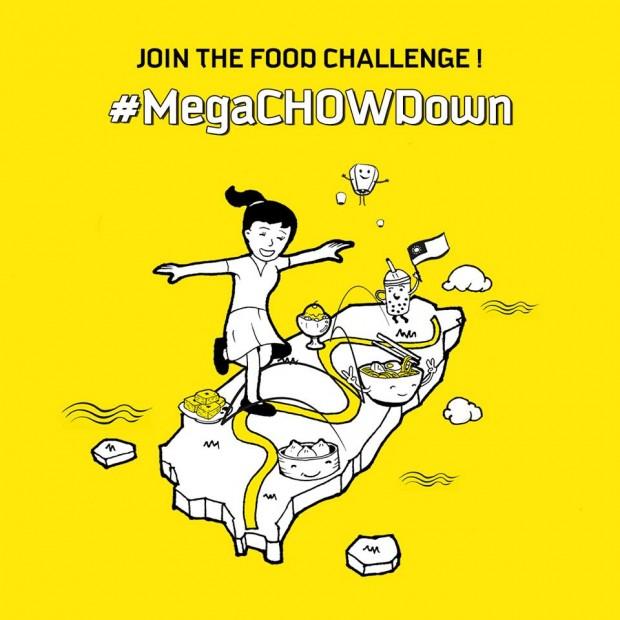 WIN Exciting Prizes to Scoot x FUN Taipei #MegaCHOWDown Food Challenge
