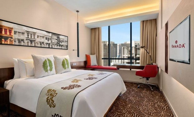 Great Singapore Sale from SGD162 at Ramada Hotel