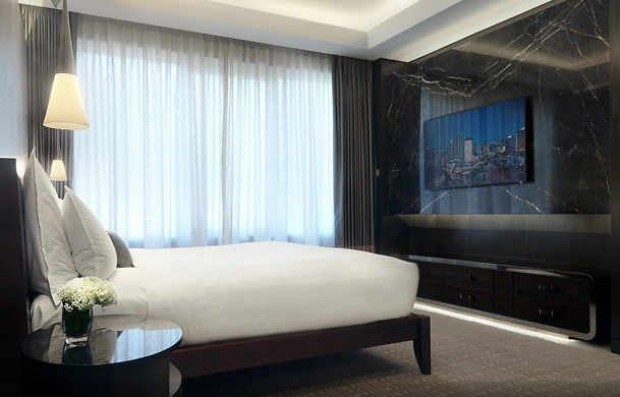 National Day Package from SGD406 in Singapore Marriott Tang Plaza Hotel