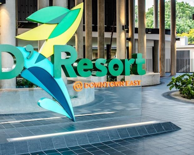 12% Off D'Resort Rate for those Looking for Serene Getaway