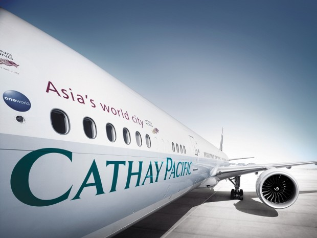 Fly for FREE with Cathay Pacific and HSBC