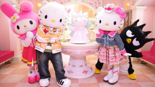 Sanrio Hello Kitty Town and The Little Big Club Package in Hotel Jen from RM600
