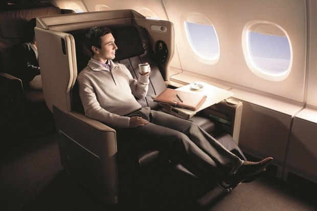 Singapore Airlines Business Class offers