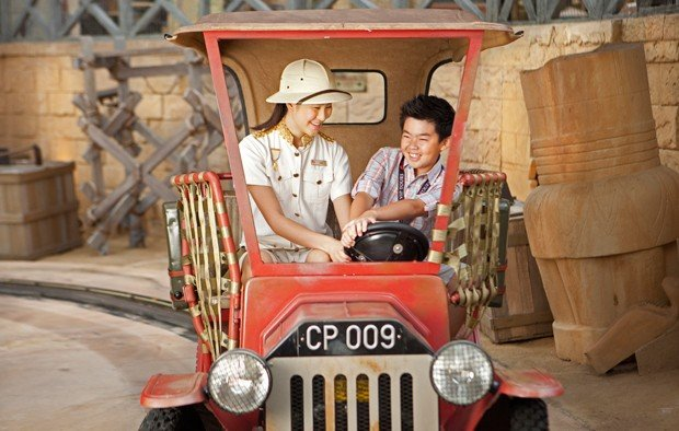 10% Off Universal Studios Singapore VIP Tour with HSBC