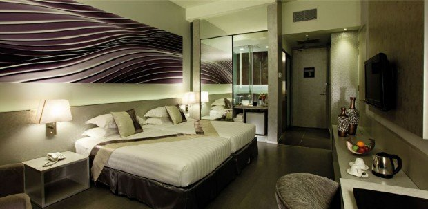 Pay for Standard and Stay for Deluxe from RM350 in Vivatel Kuala Lumpur
