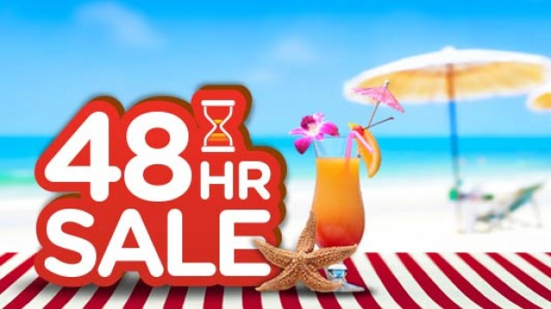 48 Hrs Sale from AirAsiaGo 1