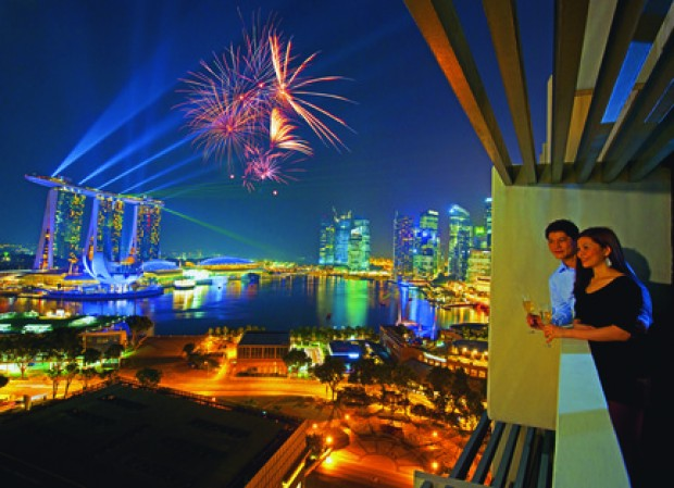 10% Off Best Available Rates in Marina Mandarin by Meritus