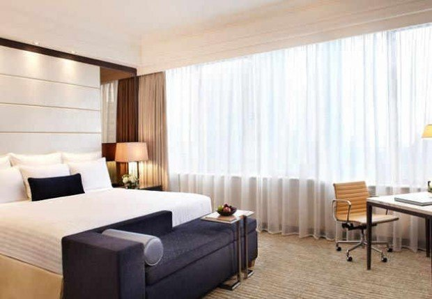 Business Package from SGD505 in Singapore Marriott Tang Plaza Hotel