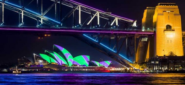 Visit Sydney via British Airways from SGD672