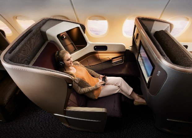 American Express Singapore Airlines Fare Promotion from SGD248 1