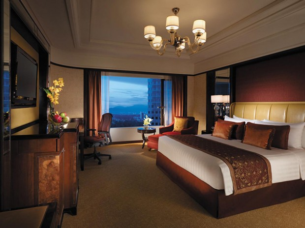 Exclusive 20% Discount on Best Available Rate in Shangri-la Kuala Lumpur with AMEX Cards
