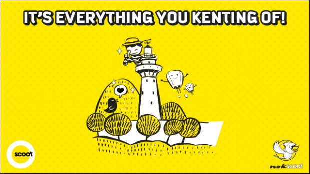 It's Everything you Kenting Of with Scoot