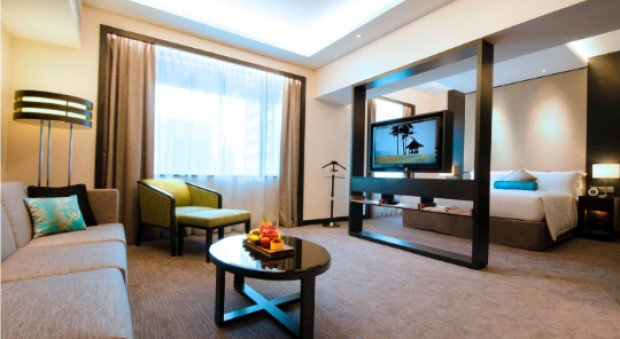 Studio Room @ Pan Pacific Orchard, Singapore from SGD 345 /night