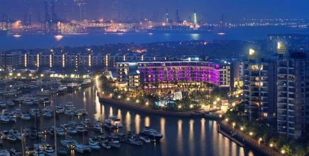 20% Off Room Rates in W Singapore-Sentosa Cove with MasterCard