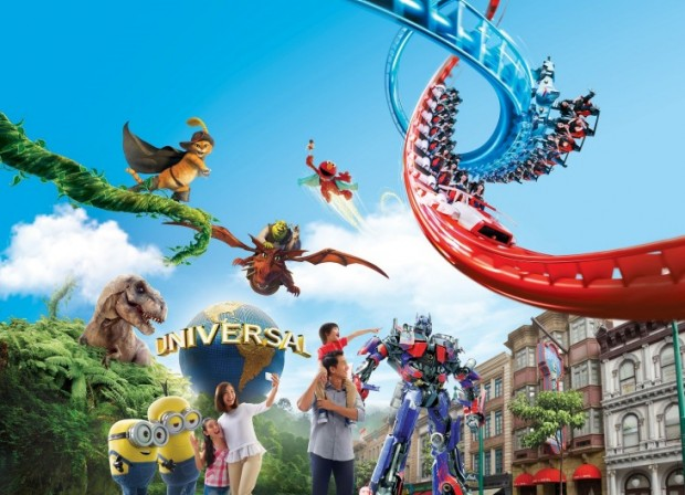 10% Off One-Day Adult Pass for Universal Studios with MasterCard