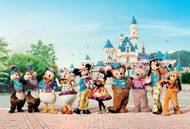 Enjoy great savings when you book air via Cathay Pacific + Hong Kong Disneyland Park tickets