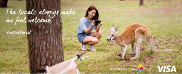 Win a Trip for Two to Sydney with Visa's #notatourist contest