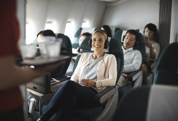 Two-to-Travel Premium Economy Class Fares with Standard Chartered Cards