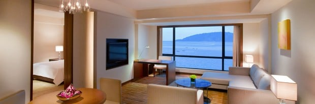 20% Off Luxurious Executive Suite Stay in Hyatt Regency Kota Kinabalu