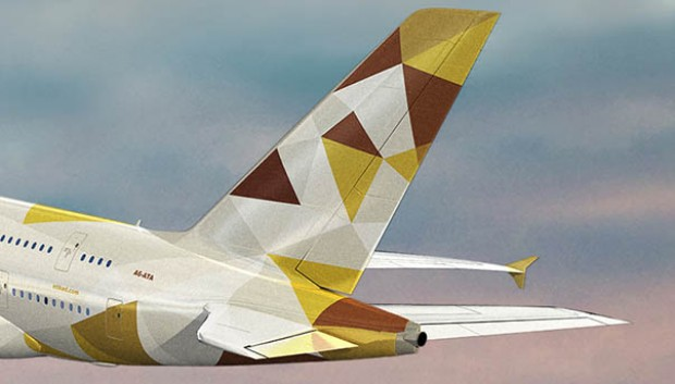 Receive up to 10% Off Qualifying First, Business and Economy Class Fares on Etihad Airways