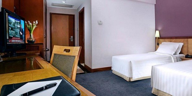 25% off Flexi Rate with Complimentary Breakfast & Wifi in Furama Riverfront