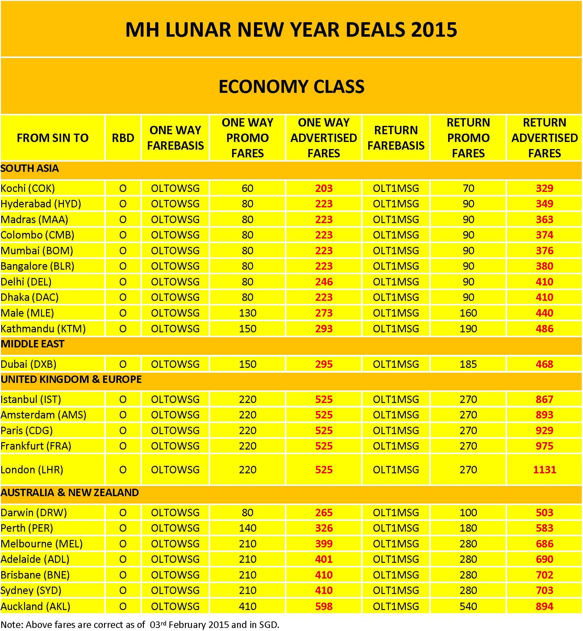 Last minute travel deals for chinese new year