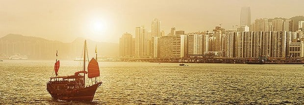 Travel to Hong Kong with Royal Brunei Airlines from SGD 445*