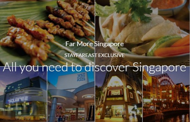 Discover Singapore with Far East Hospitality with this Year's Far More Singapore!