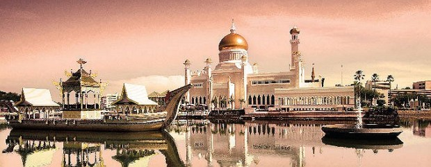 Fly to Brunei from SGD391* with Royal Brunei Airlines 1