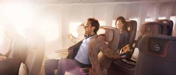 Premium Economy Flights to Europe with Lufthansa from SGD1,929*