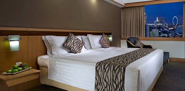 20% Off Flexi Rates in Furama Hotels during F1 Grand Prix