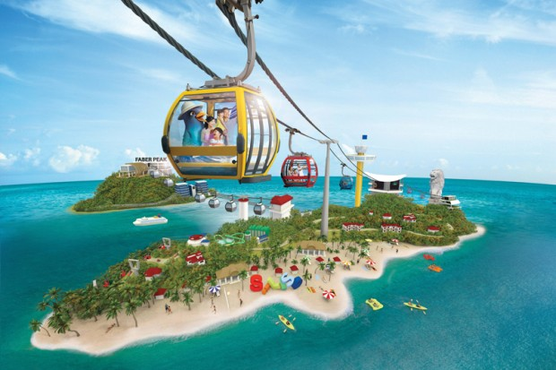 15% Off for Adult and Child Cable Car Sky Pass (Standard) with SIA Boarding Pass