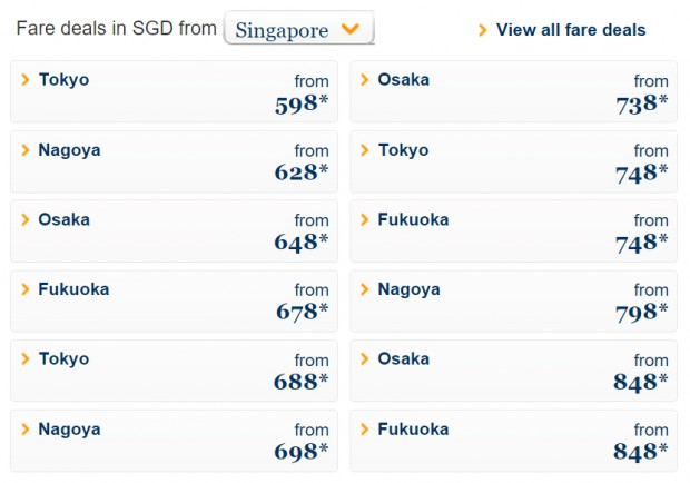 how to get cheap singapore airlines flights