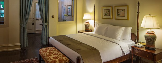 Raffles Savour: Enjoy up to 30% off best available rate with a minimum 2 nights' stay.