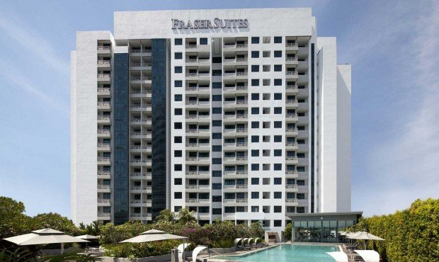 Up to 32% off Best Available Rate in Fraser Suites Singapore