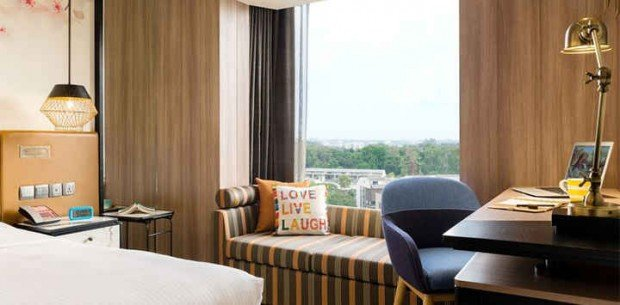 Limited Time Offer from Hotel Jen Tanglin Singapore