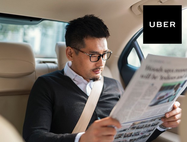 Enjoy up to SGD20 Off with Uber and OCBC Cards
