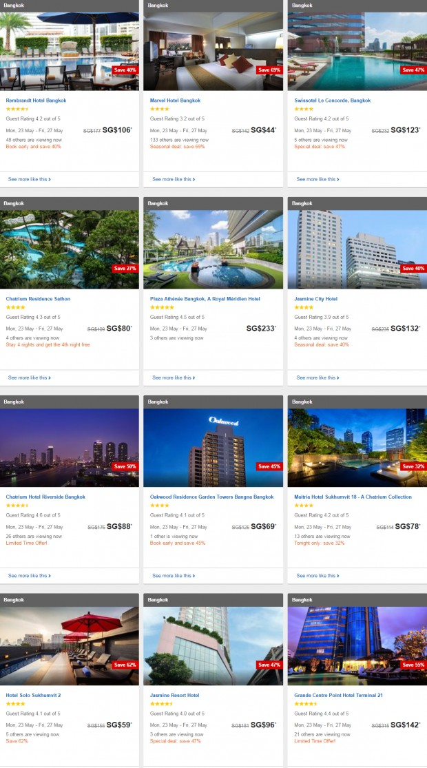 The World is on Sale | Book Hotel now with Expedia from SGD44 2