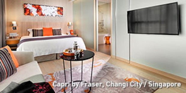 Enjoy a World of Privilege with Frasers Hospitality